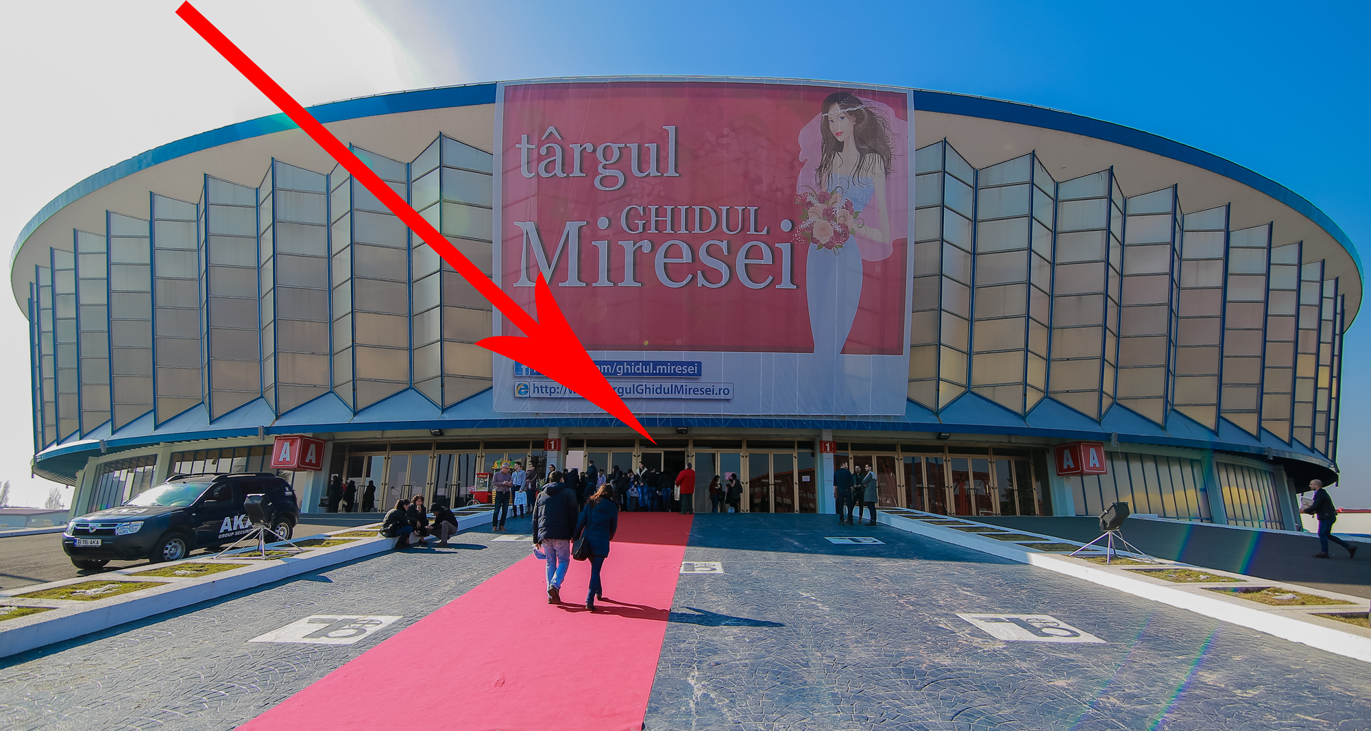 Targul Ghidul Miresei, 26-28 februarie 2016, Romexpo
